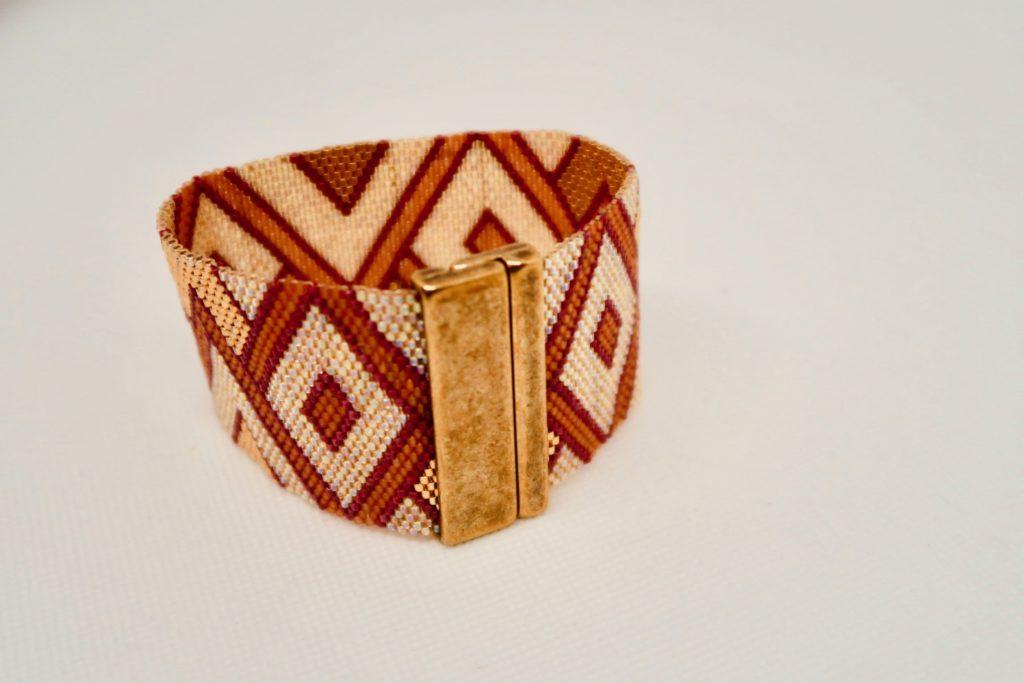 photo d'un bracelet - Peyotte